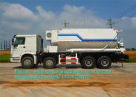 Commercial 12 Ton Mobile Mining Equipment , Hydraulic System Anfo Mixer Equipment